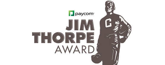 Paycom Jim Thorpe Award
