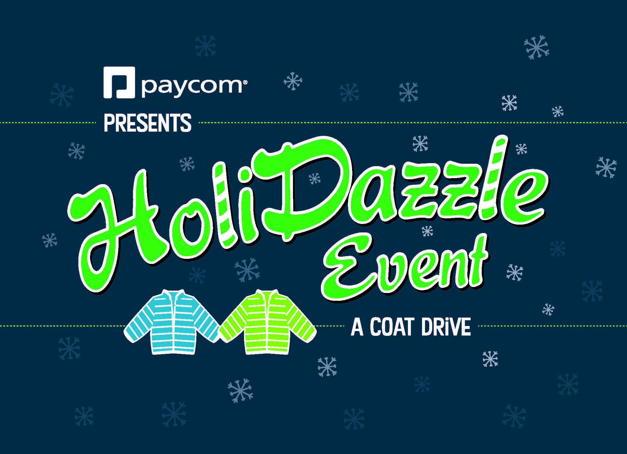 Paycom's HoliDazzle to Collect Coats in Exchange for Free Entry to Science Museum Oklahoma, Photo With Santa