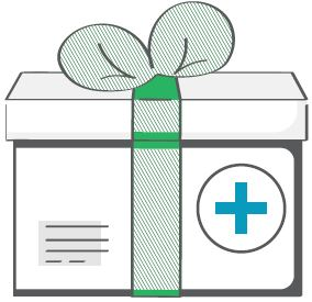 gift graphic